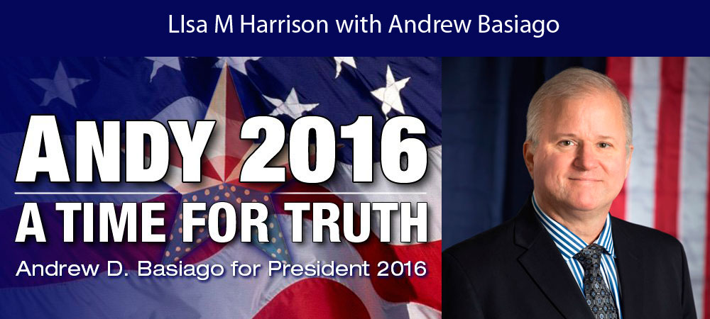 Andrew Basiago – From Whistleblower to Presidential Candidate