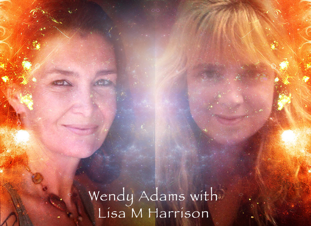Lisa Harrison with Wendy Adams –  The Cancer Conspiracy