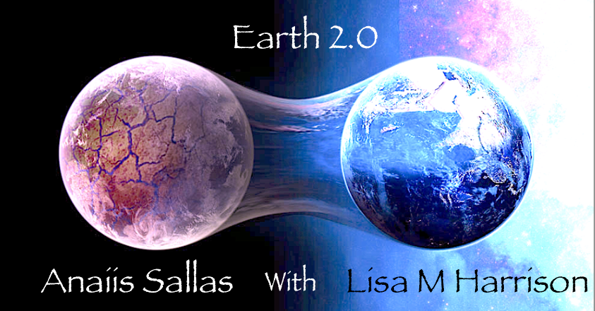 Earth 2.0 with Anaiis Salles
